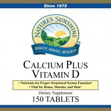 Calcium Plus Vitamin D (Kalcis Plius Vitaminas D)